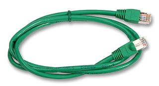 CABLE RED CAT. 5E 5M VERDE