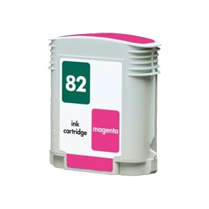 CARTUCHO REMANUF.  Nº 82 MAGENTA (69 ML)