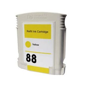 CARTUCHO REMANUF.  Nº 88XL AMARILLO (28ML)