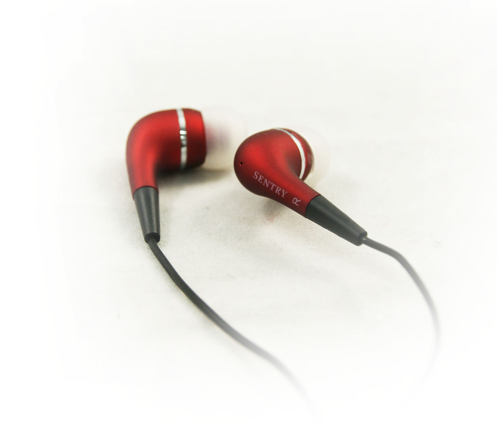 AURICULARES MP3 MTK 520331 COOL COLOR RED