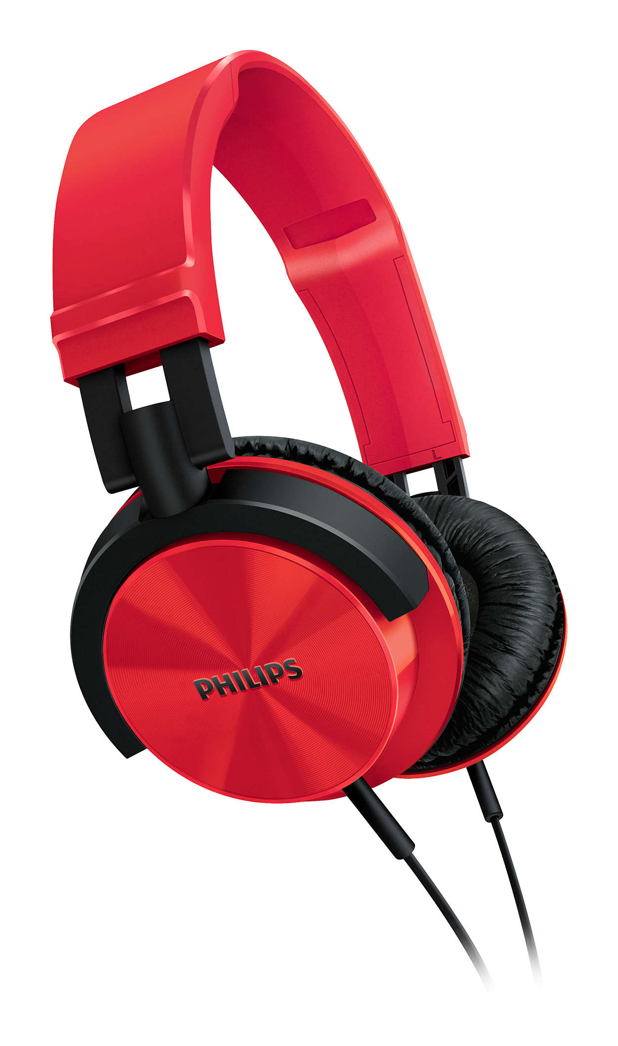 AURICULARES PHILIPS SHL3000RD BLANCO