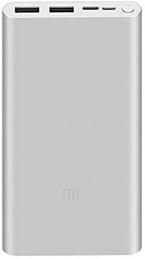 BATERIA EXTERNA XIAOMI POWER BANK 2 10000MAH