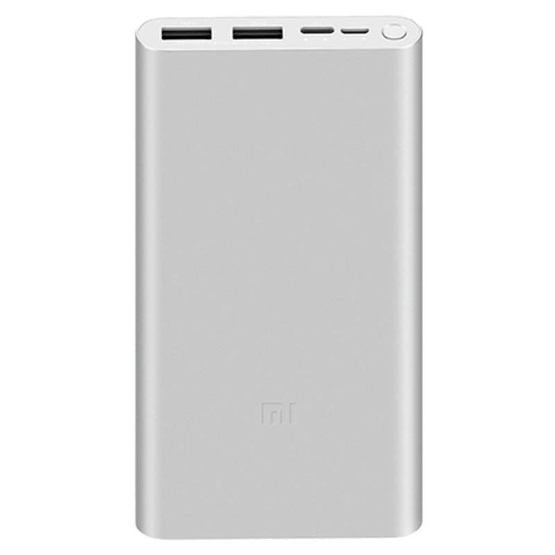 BATERIA EXTERNA XIAOMI POWER BANK 3 10000MAH